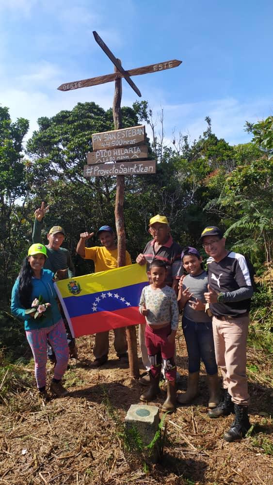 En Carabobo senderistas