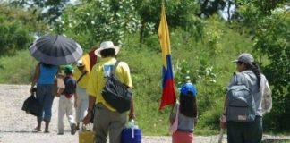 Violencia política en Colombia