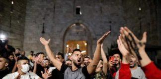 elecciones palestinas