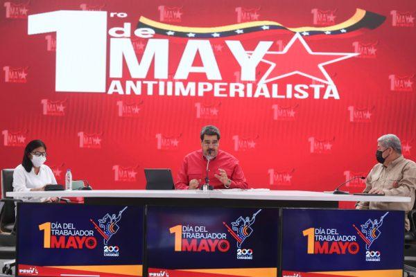 Presidente Maduro: calcularemos prestaciones del sector público con el petro