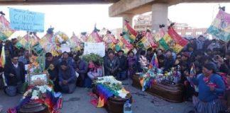 Bolivia pedirá a EEUU