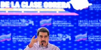 Consejo Popular de Gobierno de la Clase Obrera-Maduro