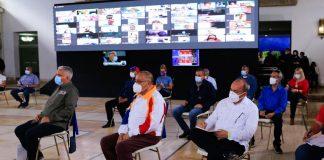 Consejo Popular de Gobierno de la Clase Obrera-Maduro-salario
