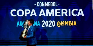 Conmebol - Copa America 2021