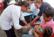 Vacunación en las Américas