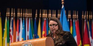 embajadora de Venezuela ante la FAO