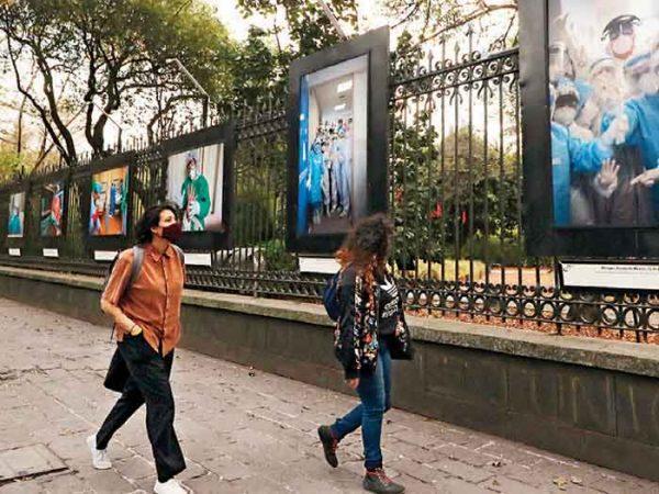 Día Internacional de los Museos-Chapultepec-México