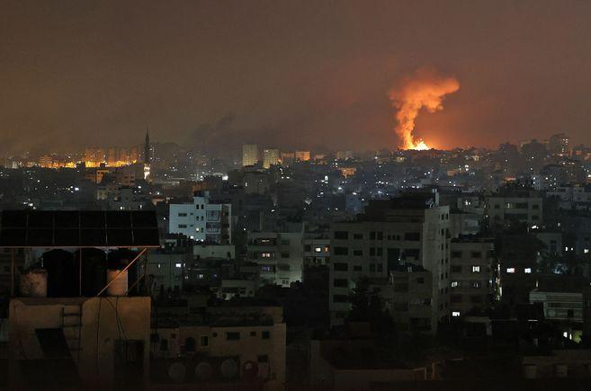 Israel anuncia cese al fuego en la Franja de Gaza