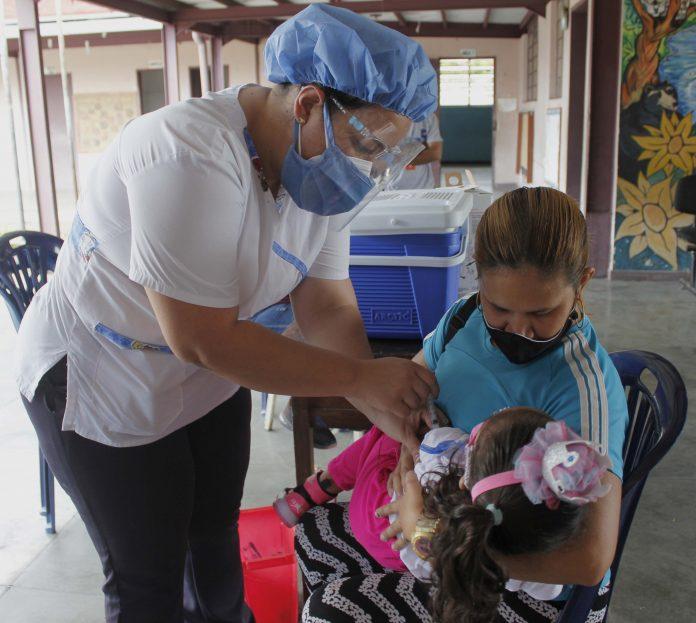 Jornada de Vacunación de las Américas 2021