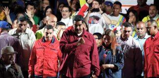 reelección del Presidente Maduro