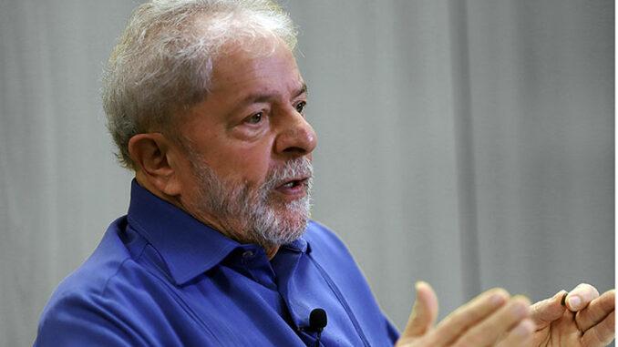 Lula condena