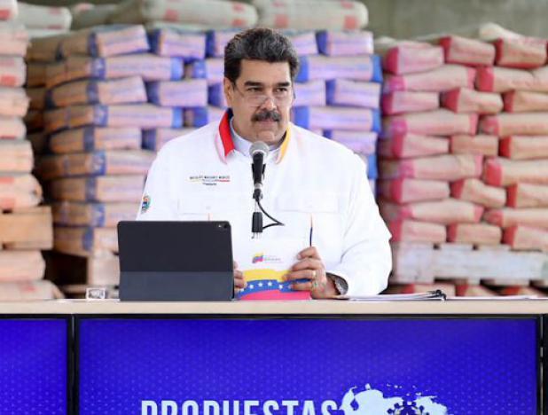 Maduro presentó Propuestas del Consejo Presidencial de la Clase Obrera