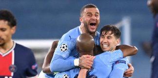 Manchester City - PSG 01