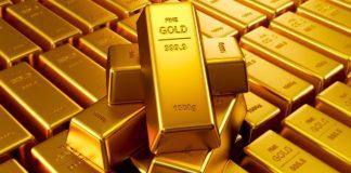 Los precios del oro