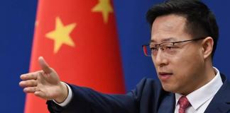 China exhorta a EEUU a rastrear origen del Covid-19