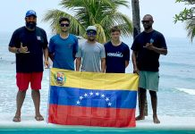 Selección de Surf masculina de Venezuela