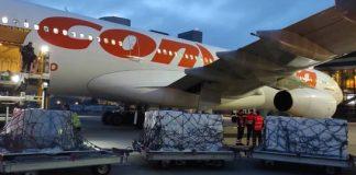 sexto cargamento de la vacuna rusa Sputnik V
