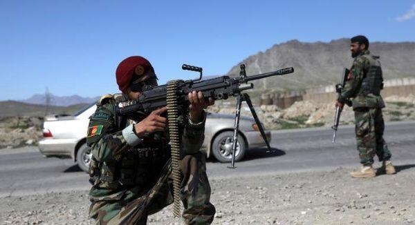 Talibanes ocupan distrito