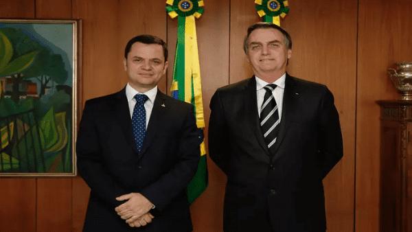 ministro de Justicia de Bolsonaro