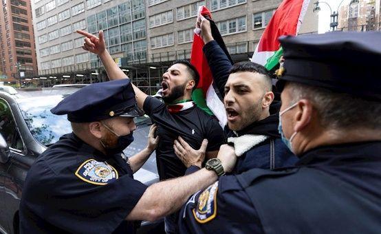 Israel y Palestina