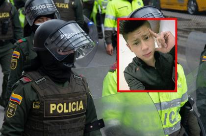 joven colombiano-muerto-protestas-Elvis Vivas