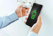 la batería de tu móvil