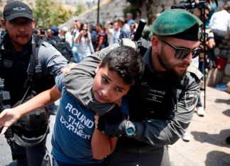Palestina pide a CPI