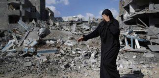 Muere familia palestina