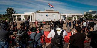 Paraguay anuncia acuerdo