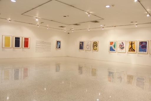 Museo de arte valencia-MUVA-sala