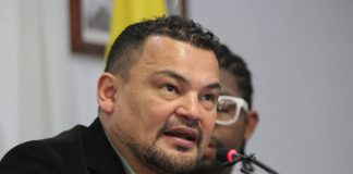 Legislador Sergio Marín