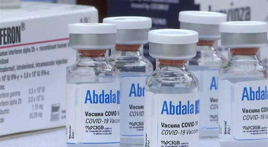 Abdalá-vacunas-primer lote-Venezuela