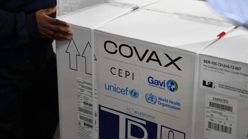 COVAX-bloqueo