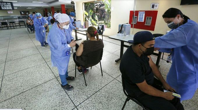 II fase de vacunación