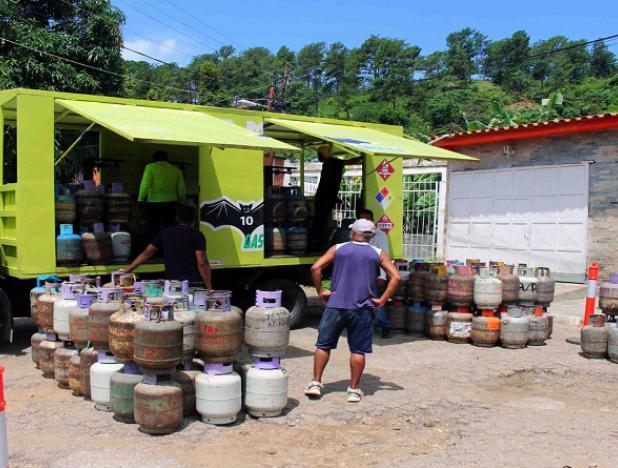 GasDrácula benefició a más de dos mil familias en Naguanagua