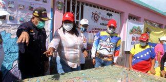 Barrio Tricolor llega aCarabobo