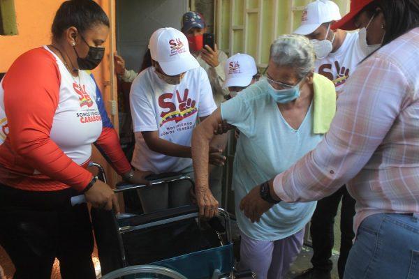 Barrio Tricolor llega a Carabobo