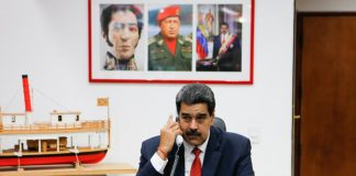 Maduro-Irán-Seyed Ebrahim Raisi