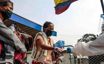 La migración venezolana