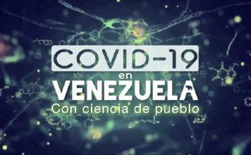 """Galardonan documental """"COVID-19 en Venezuela. Con ciencia de pueblo"""""""