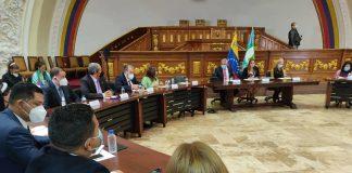 Parlatino-Grupo Parlamentario de Venezuela-AN