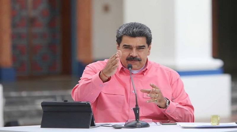 Pdte. Maduro: Venezuela va hacia adelante a pesar del bloqueo ilegal