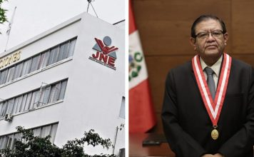 Perú-Jurado Nacional de Elecciones-renuncia