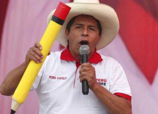 Perú Libre-Pedro Castillo
