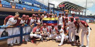 Selección de venezuela Beisbol olimpico