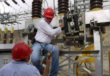 Trabajadores del sector eléctrico