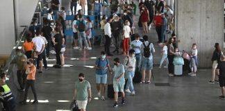 turistas inmunizados