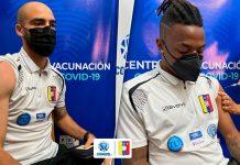 Vinotinto Copa América Brasil 2021 Covid