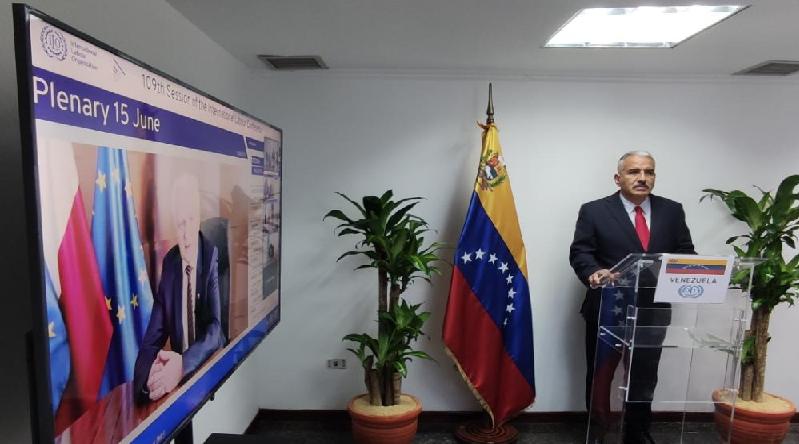 Venezuela defiende