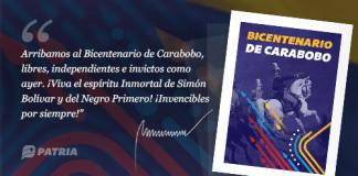 bono Bicentenario de Carabobo